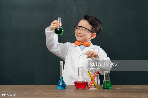 Süße Wissenschaftler
