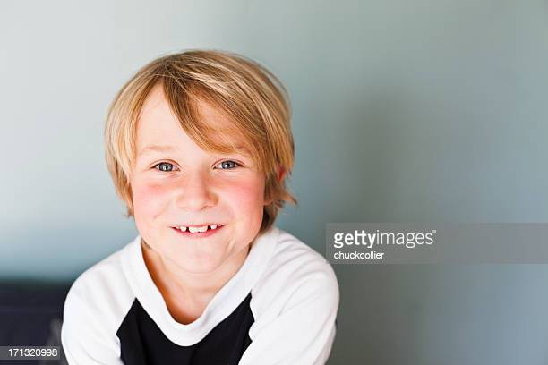 Cute, Smiling Kid