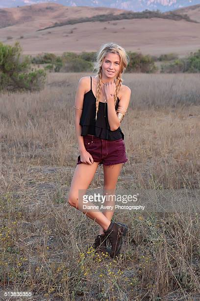 Girls Wearing Hot Pants Stock Photos And Pictures  Getty -4597