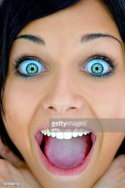 cute teen - human tongue stock pictures, royalty-free photos & images