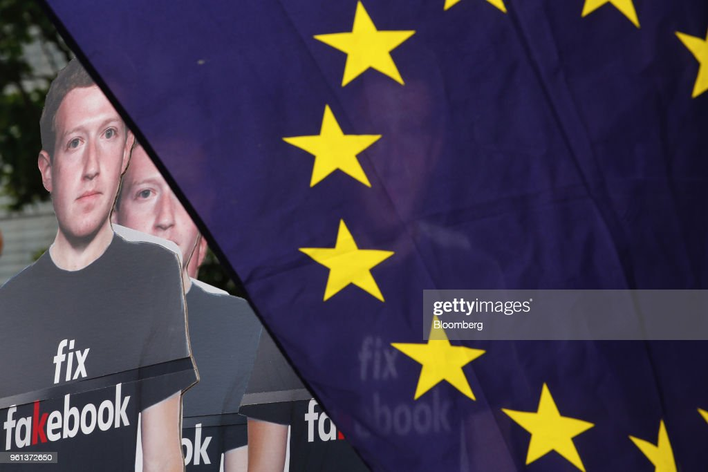 Facebook Inc. Chief Executive Officer Mark Zuckerberg Testifies At EU Parliament