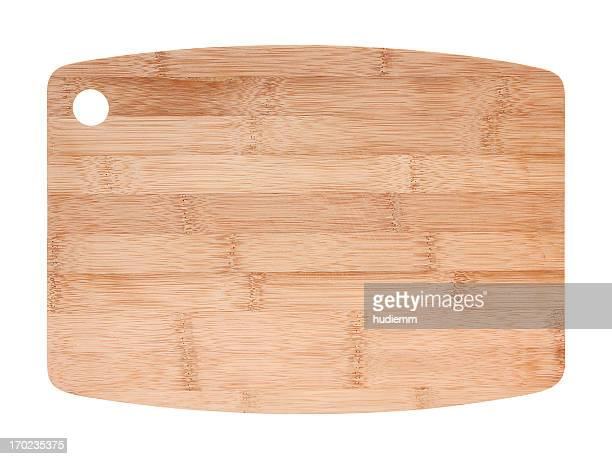 Cutting Board isolated (Clipping Path!) isolated on white background