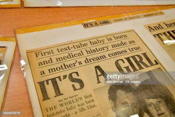 A cutting from the Daily Mail newspaper dated July 1978 which forms part of the Lesley Brown archive a collection of items kept by the mother of the...