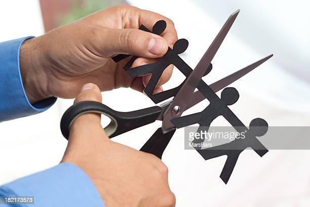 Cutting jobs