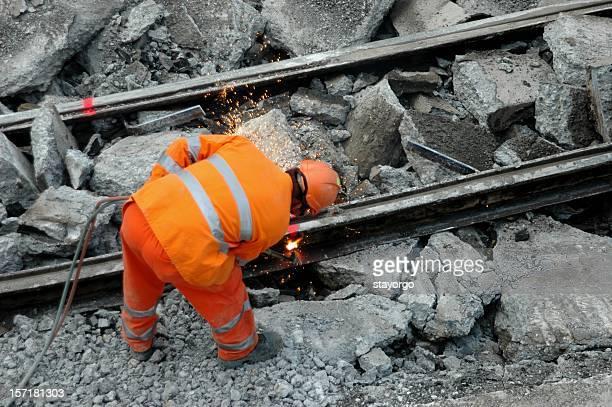 Cutting Rail - Demolition
