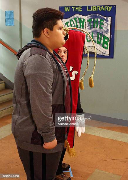 THE GOLDBERGS Cutting the Cord Nervous about starting college and disappointed that her dorm roommate has not arrived yet Sue begins to drive Frankie...