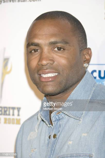 Cuttino Mobley during 2nd Annual All Star Night at The Playboy Mansion to Benefit Autism Now at Playboy Mansion in Westwood California United States