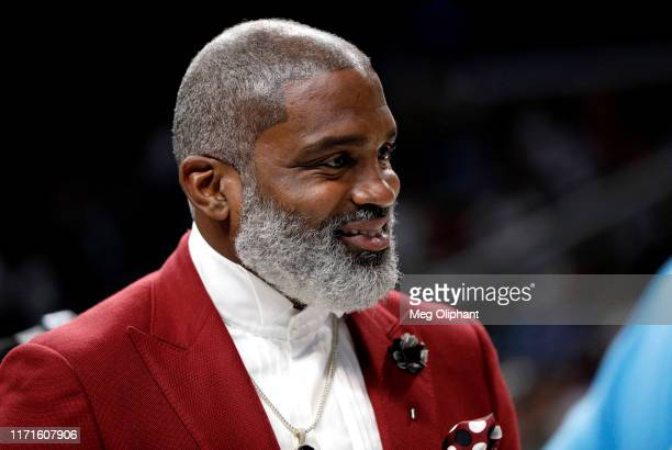Cuttino Mobley of Power is seen before the start of the BIG3 Championship at Staples Center on September 01, 2019 in Los Angeles, California.