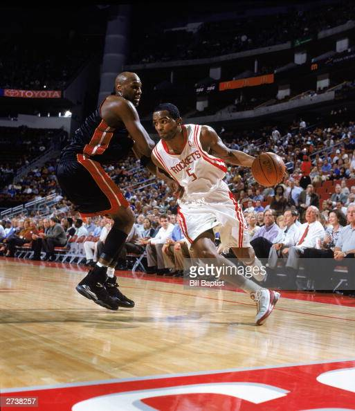 Houston Rockets News Today: Cuttino Mobley Of The Houston Rockets Drives Around Lamar
