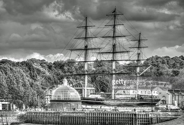 Cutty Sark a Greenwich