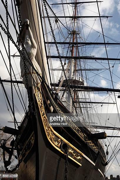 Cutty Sark saling ship Greenwich London