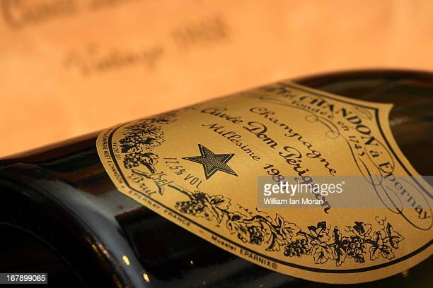 Cuvee Dom Perignon 1988 Champagne -- A quality celebration sparkling wine marque founded in 1743, Millesime 1988 in presentation box