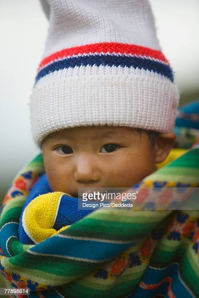 Cuzco Peru baby
