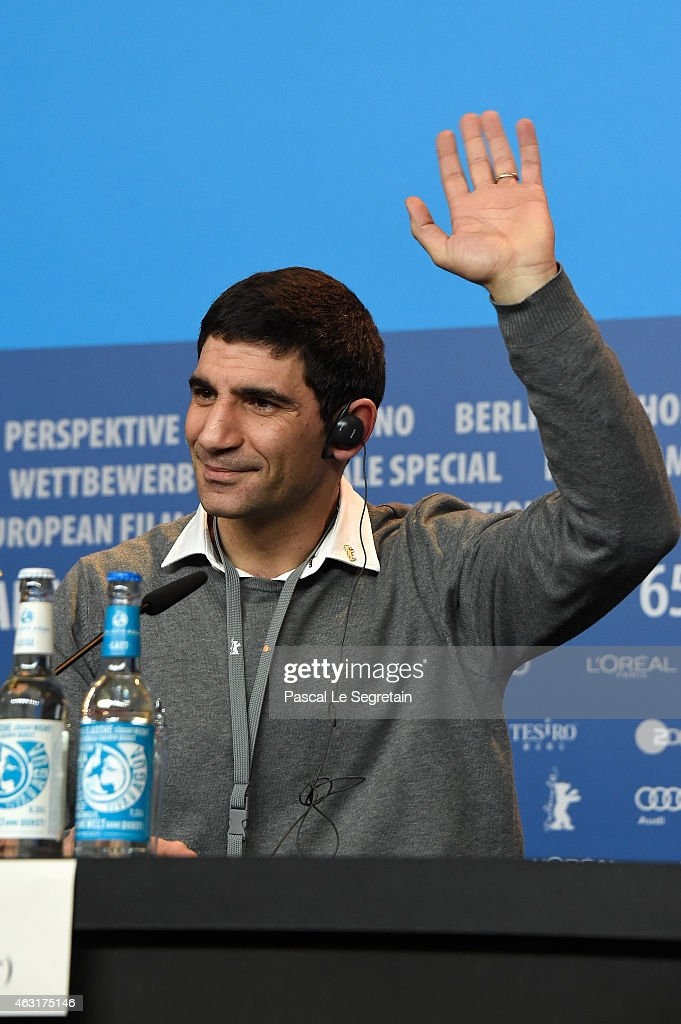 'Aferim' Press Conference - 65th Berlinale International Film Festival