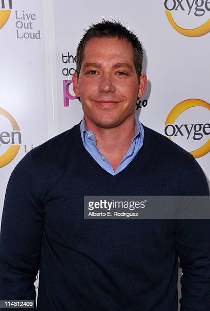Cy Waits arrives at premiere of Oxygen's New DocuSeries The World According To Paris at Tropicana Bar at The Hollywood Roosevelt on May 17 2011 in...