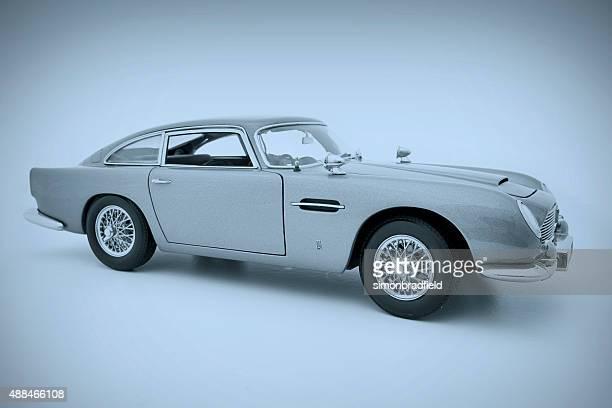 Cyanotype Aston Martin DB5