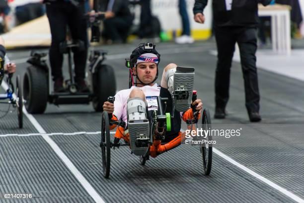 Cybathlon, the first 'Cyborg Olympics' in Kloten, Switzerland