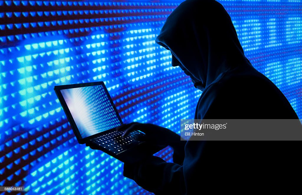Cyber Attacks : News Photo