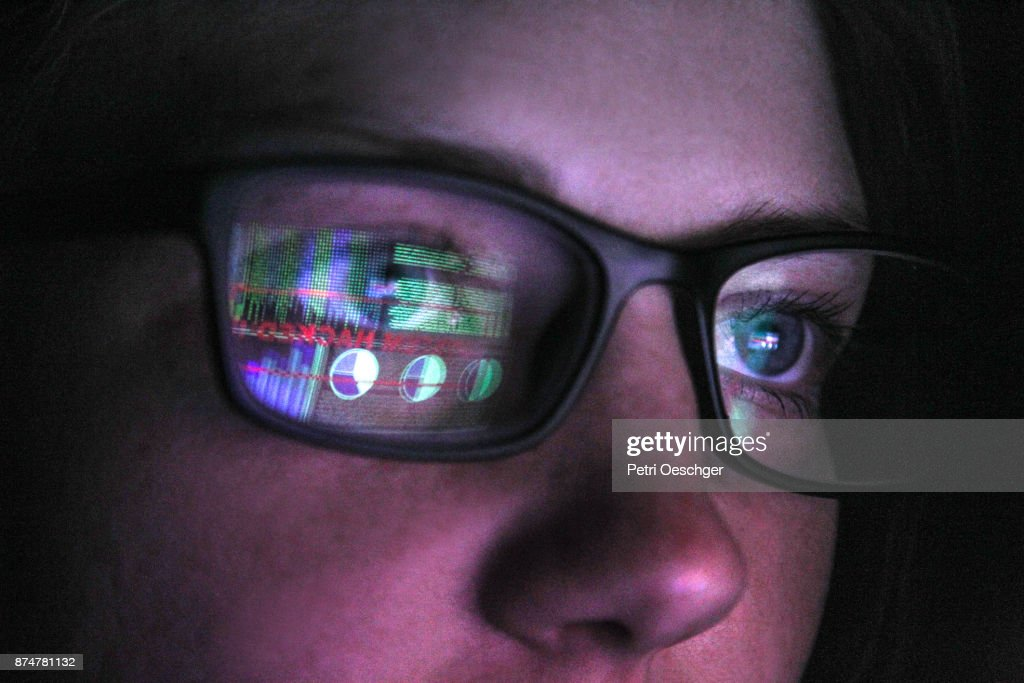 Cyber Attacks : Stock Photo