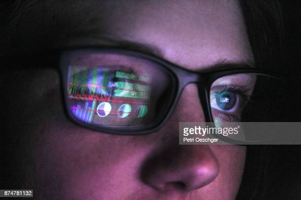 cyber attacks - surveillance stock pictures, royalty-free photos & images