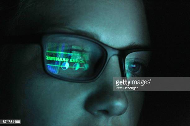 cyber attacks - forbidden stock pictures, royalty-free photos & images