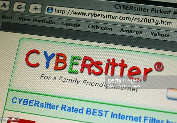 Cyber controls such as Cybersitter My Content Filter Parental Controls on the internet block access to selected sites and content With these tools...