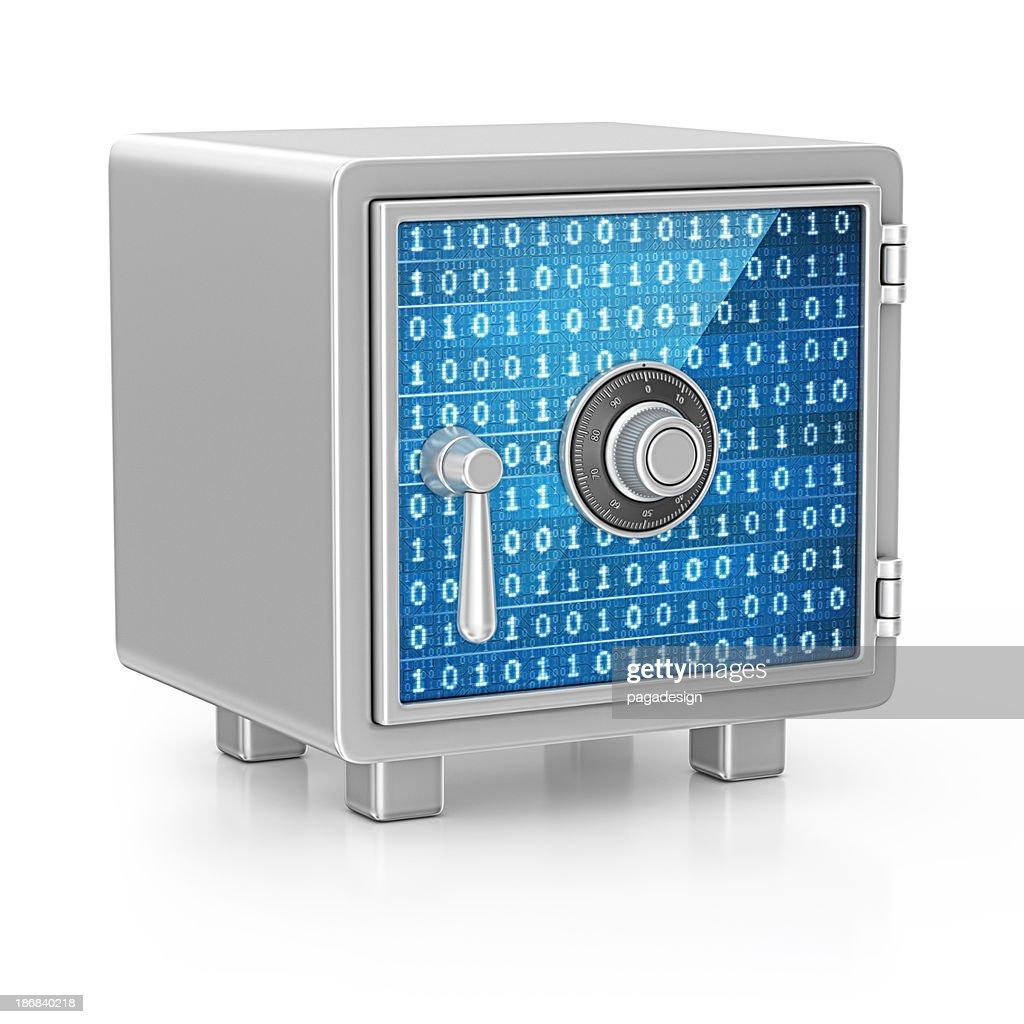 cyber safe : Stock Photo