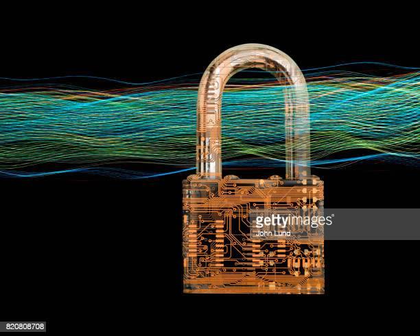 Cyber Security Data Lock