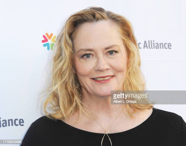 Cybill Shepherd arrives for The Valley Of The Stars Gala And Awards Ceremony held at Alex Theatre on August 23 2019 in Glendale California