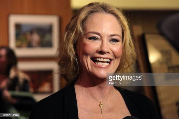 Cybill Shepherd attends Academy of Motion Pictures Sciences' celebrates 40th anniversary of The Last Picture Show at AMPAS Samuel Goldwyn Theater on...
