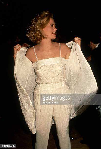 Cybill Shepherd attends the 'Chances Are' Premiere circa 1989 in New York City
