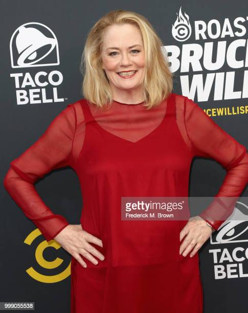 Cybill Shepherd attends the Comedy Central Roast of Bruce Willis at Hollywood Palladium on July 14 2018 in Los Angeles California
