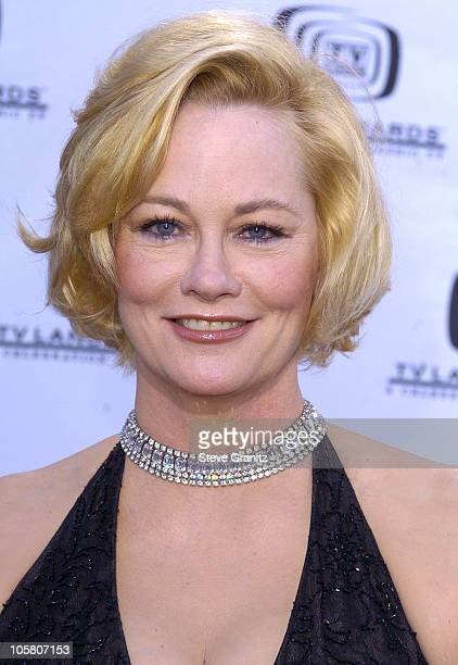 Cybill Shepherd during 2nd Annual TV Land Awards Arrivals at The Hollywood Palladium in Hollywood California United States