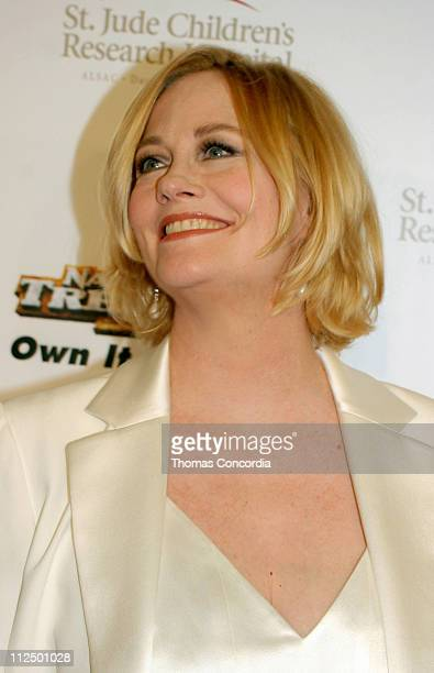 Cybill Shepherd during 3rd Annual Runway For Life Benefiting St Jude Children's Research Hospital Red Carpet at Beverly Hilton in Beverly Hilton...