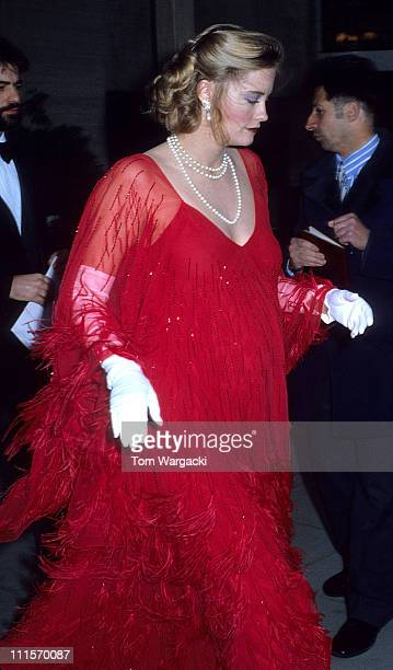 Cybill Shepherd during Cybill Shepherd Attending Premiere of 'The Lady Vanishes' in London Great Britain
