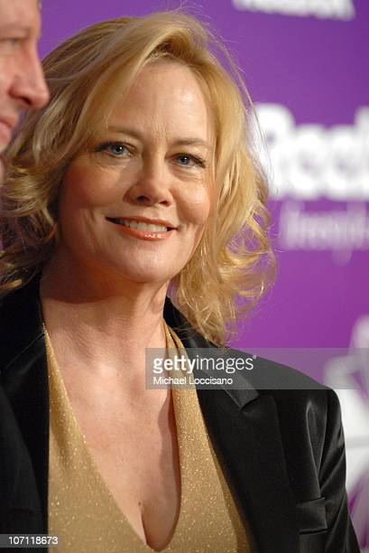 Cybill Shepherd during Reebok's 25th Anniversary Celebration of Their Top Women's Sneaker Collection The Freestyle at Culture Club in New York City...