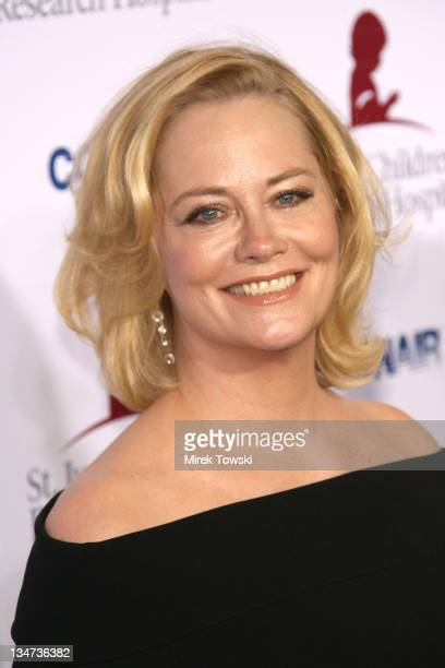 Cybill Shepherd during 'Runway for Life' Celebrity Fashion Show Benefiting St Jude Children's Research Hospital at Beverly Hilton Hotel in Beverly...
