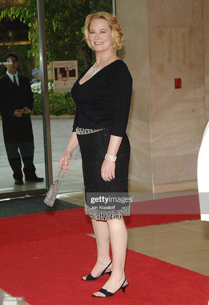 Women in Film Presents: Fusion, The 2005 Crystal + Lucy Awards - An Evening Celebrating Partnership : News Photo