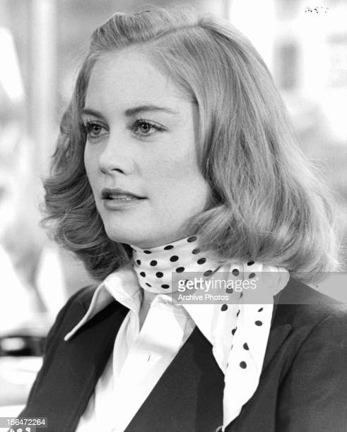 Cybill Shepherd in a scene from the film 'Taxi Driver' 1976