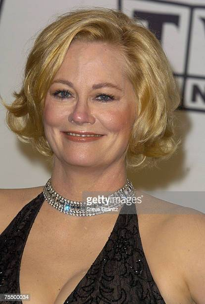 Cybill Shepherd performed the theme song to Moonlighting and introduced the Sex and teh Classics short film at the The Hollywood Palladium in...