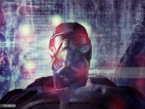 Cyborg soldier of future