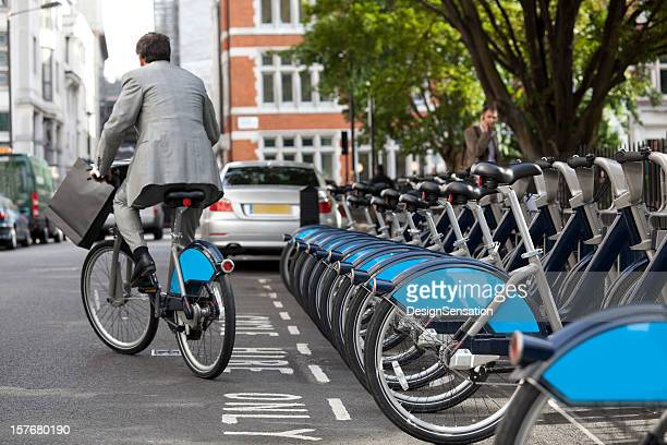 Cycle Hire Scheme - London (XXXL)