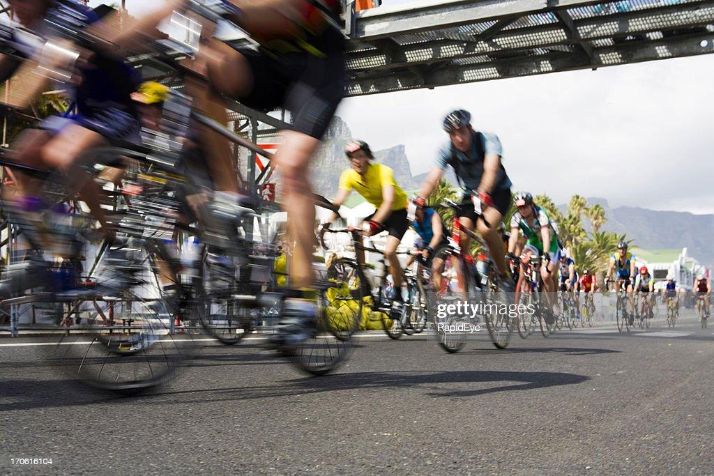 Cycle race : Stock Photo