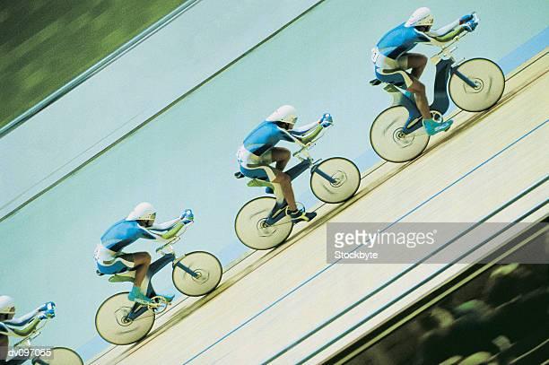cycle race - aerodinâmico - fotografias e filmes do acervo