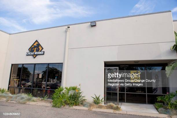 Cycle Werks in Costa Mesa is owned by former Olympic cyclist Paul Deem ///ADDITIONAL INFORMATION davidtwoseconds1115 – 11/7/13 – LEONARD...