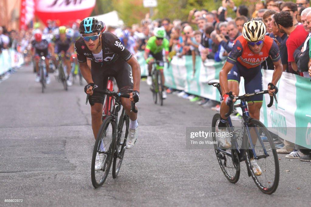 Cycling: 100th Giro dell'Emilia 2017 : ニュース写真