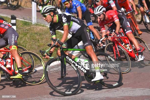 100th Giro dell'Emilia 2017 Lachlan MORTON / Bologna BolognaSan Luca 268m / GDE /