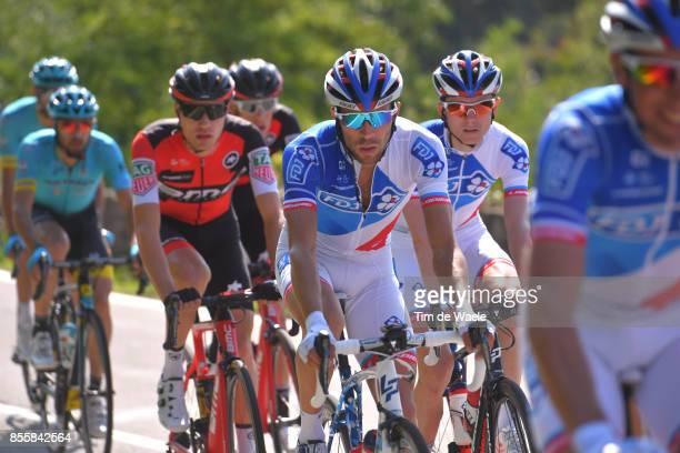100th Giro dell'Emilia 2017 Thibaut PINOT / Bologna BolognaSan Luca 268m / GDE /