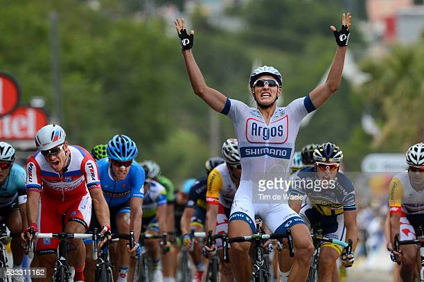 100th Tour de France 2013   Stage 1 Arrival   Marcel KITTEL Celebration  Joie Vreugde   1863580de