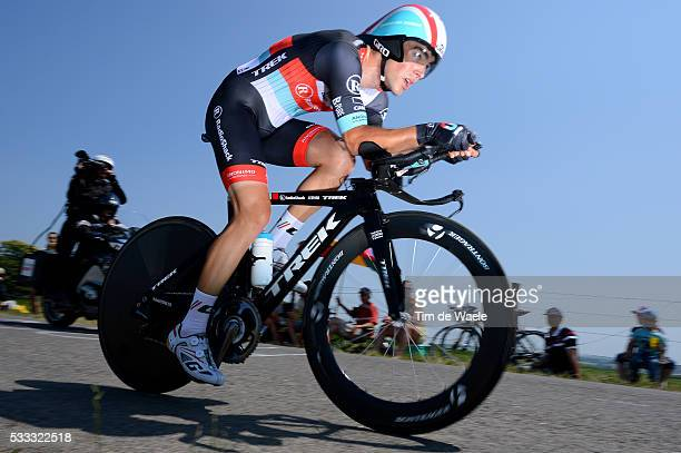 100th Tour de France 2013 / Stage 11 Tony Gallopin / Avranches MontSaintMichel / Time Trial Contre la Montre Tijdrit TT / Ronde van Frankrijk TDF /...